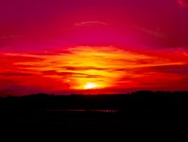 Vista Evening by Hunter-Arkaman