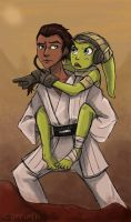 SW Rebels: No we go that way by carrinth