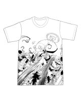 Octopus tee by Clockwork7