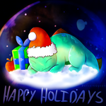 Happy Holidays from Hypra! by ZoroarkQueen