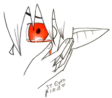 37. Eyes by queenofdavekat