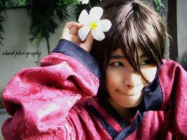 hetalia: hongkong by Luckychannel