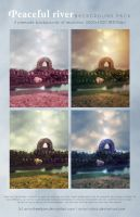 Peaceful River Premade Pack by artorifreedom