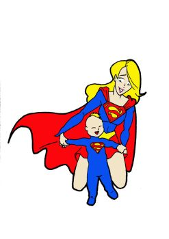 First Steps Supergirl Sister by Inspector97 by kclcmdr