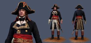 Young Bonaparte by Intervain
