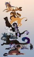 Transparent Commission Batch #2 by Kitchiki