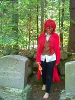 Grell Sutcliff, Grimm Reaper. by PockyBoxxProductions