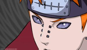 Pain Vector 2 by Yagami0