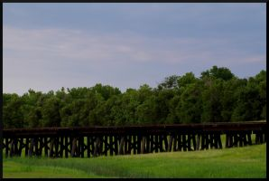 Rr Trestle by damndansdawg