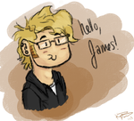Hello, James! by Chirko