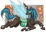 Chrysalis by rainsingingdragon