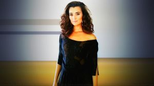 Cote De Pablo Revealing by Dave-Daring