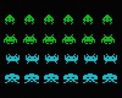 Lego Invaders by drsparc