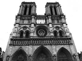 Notre Dame by xXCold-FireXx