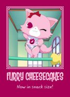 Furry cheesecakes by Hypercat-Z