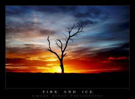 Fire and Ice by christians