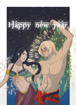 Happy new year by Amarna