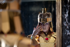 Sailor Galaxia by ManuelM81
