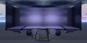 Stage on Wheels by mysticmorning