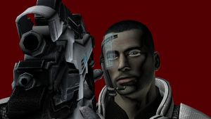 Don't Mess With Shepard by Spartan-279
