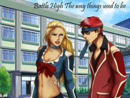 Battle high The way things used to be by Amadalia