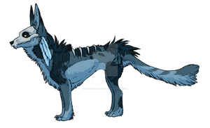 Experimental skullmask design Auction [CLOSED] by Frgt10Kat-Adoptz
