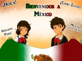 Hetalia Mexico by CookieSexy