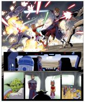 STAR WARS CLONE WARS SAMPLE SUBMISSION PG4 by deemonproductions