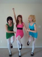 Power Puff Girls - Let's Go! by Talfryn