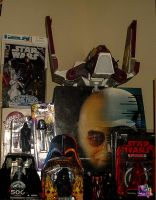 Vaders Shrine by MsComicStar86