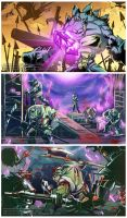 Rise of the Orcs by HappyLandfill2013