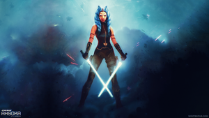 Star Wars: Ahsoka by WojtekFus