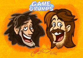 Game Grumps by Chalecus