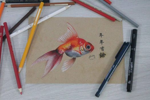 GoldFish by JustEmily777