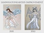 Angel Improvement Meme by whatonearth