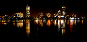 Boston by vanishingpointe