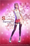 Serah Farron Poster by ladylucienne