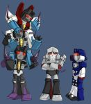 Chibi Transformers 4 by Ty-Chou