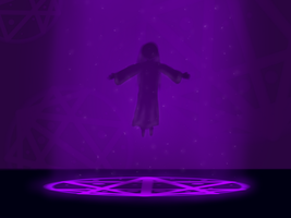 7 Day Color Challenge 2015: Day 6, Purple by Spyred