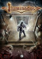 Iluminados Cover Book by JoseManuelSerrano