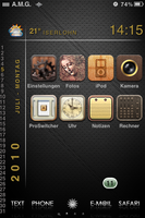 Mixed iOS Theme by AMGDesign
