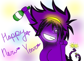 Happy New Year! by mzjade210