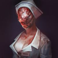 Silent_Hill_2_Nurse by horizer