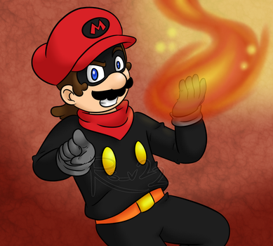 Keeping the Red Blaze Aflame! by RS-V22