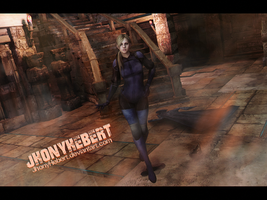 I'm finally Free - Jill Valentine by JhonyHebert