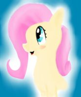 fluttershy - cant draw ponies lD by s-t-e-f-f