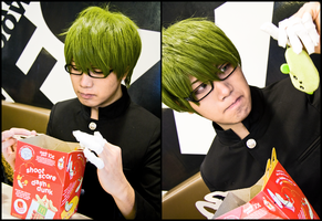 KnB - THIS IS NOT MY LUCKY ITEM by Tmmeh