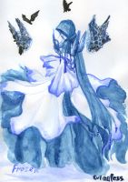 Frozen_winged by Wingless-sselgniW