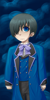 Ciel-kun CX by Kattling