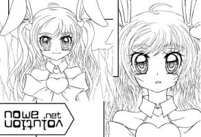 GnK - Serina Chap 1 and Chap 2 by Kawaii-Dream